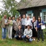 Американец Джон Соловей нашел своих белорусских родственников и побывал на родине деда в Глусском районе