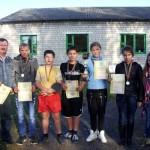 Глусчане будут представлять Могилёвскую область на республиканских соревнованиях по настольному теннису в Гродно