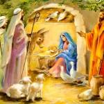 С праздником Рождества Христова!