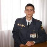 В Глусском РОВД служит лучший работник уголовного розыска области