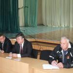 Встреча в агрогородке Заволочицы