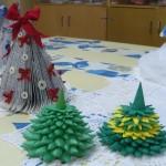 Парад новогодних ёлок!