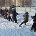 Снежный праздник