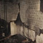 Пожар в «титанике»