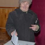 Более сорока процентов избирателей Глусского района проголосовали в дни досрочного голосования