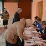 В Глусском районе проходят выборы
