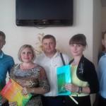 Молодёжный форум в Могилёве