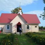 Как деревня стала селом, или Освящение храма в Бабирово