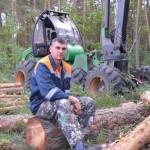 Хозяин лесной машины