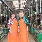 Есть женщины в сельском хозяйстве!..