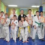 15 медалёў з Каляднага турніру