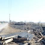 Пожар в Славковичах
