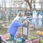 В связи с днем Радоницы священнослужители на кладбищах района проведут заупокойные богослужения