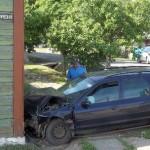 Неожиданная «парковка»