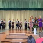 Участники фестиваля «Венок дружбы» выступили с концертом в Заволочицах