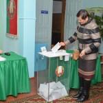 Досрочное голосование на выборах Президента