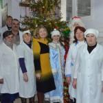 Во вторник коллектив фермы «Слободка» ОАО «Глусская Заря» принимал гостей с «Бабушкиной крынки»