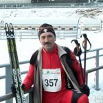 На снежных трассах Норвегии
