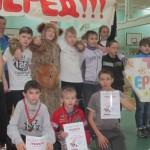Рыцарский турнир в гимназии