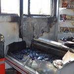 Пожар в «Росинке»