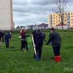 В Глуске 23 апреля прошел республиканский субботник