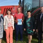 Механизаторов и водителей поздравили профсоюзы и идеологи
