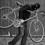 Велосипеды — на замок