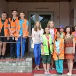 Профилактическая акция «Молодежь за трезвость» прошла в Глусском районе.