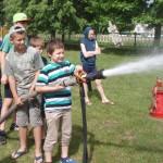 Лето в лагере «Патриот»