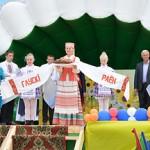 Победители районного соревнования за достижение высоких показателей на уборке урожая зерновых и зернобобовых