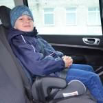 Ребенок — главный пассажир!