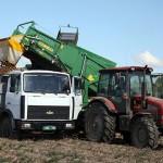 Уборка, сев, заготовка кормов