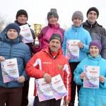 «Белорусская лыжня» по-глусски
