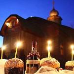 Расписание предпраздничных и праздничных Пасхальных богослужений в православных приходах Глусского района