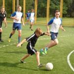 Август — время футбола!
