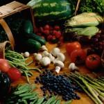 Плоды, ягоды, грибы