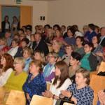 На пачатку кастрычніка сваё прафесійнае свята адзначылі настаўнікі Глускага раёна