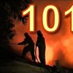 Причиной пожара стал пепел