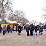 Праздничная ярмарка 18 февраля в Глуске