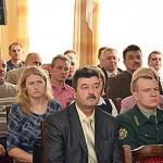 Председателем Глусского районного Совета депутатов избран Геннадий Липский