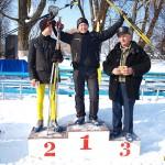 В 2012-м — самый молодой участник районной лыжни, в 2018-м — чемпион Паралимпиады