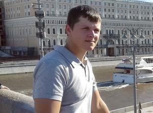 Молодой предприниматель Евгений Майоров