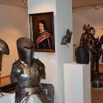 Выставка доспехов