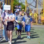 В Глуске 11 мая состоялось открытие турнира по гандболу среди детей и подростков памяти Сергея Зайцева (фоторепортаж)