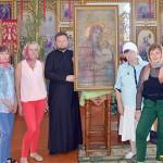 Поклониться семейной реликвии