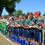 Республиканский турнир по футболу для лиц с интеллектуальными нарушениями, тренирующихся по программам «Спешиал Олимпикс» состоялся в Глуске 1 июня