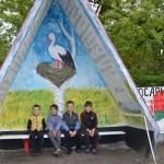 Мини-фестиваль в Косаричах