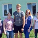 В сельхозорганизациях — молодое пополнение