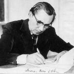Сёння, 21 верасня, спаўняецца 100 год з дня нараджэння нашага славутага земляка Фёдара Міхайлавіча Янкоўскага