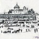 Длинное эхо художника Булгакова